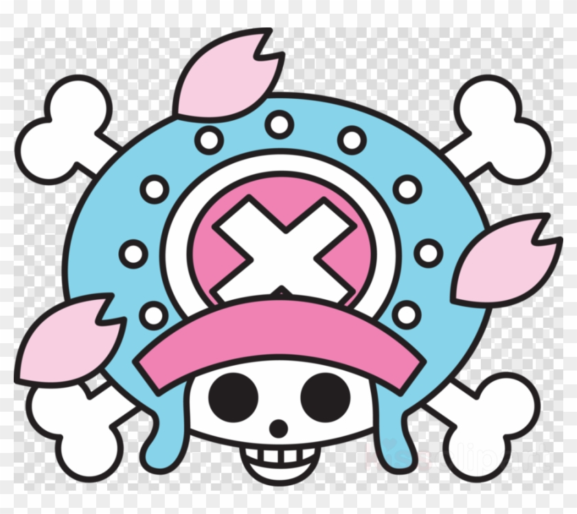 Chopper Logo One Piece Clipart Tony Tony Chopper Monkey One Piece Chopper Jolly Roger Free Transparent Png Clipart Images Download