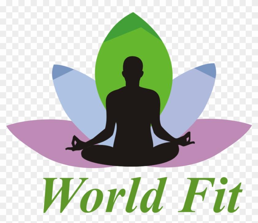 Yoga Person Meditating Free Transparent Png Clipart Images Download