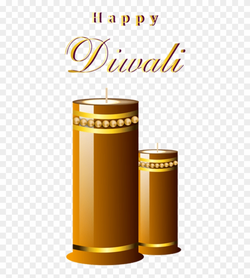 Download Beautiful Happy Diwali Candles Clipart Png Happy