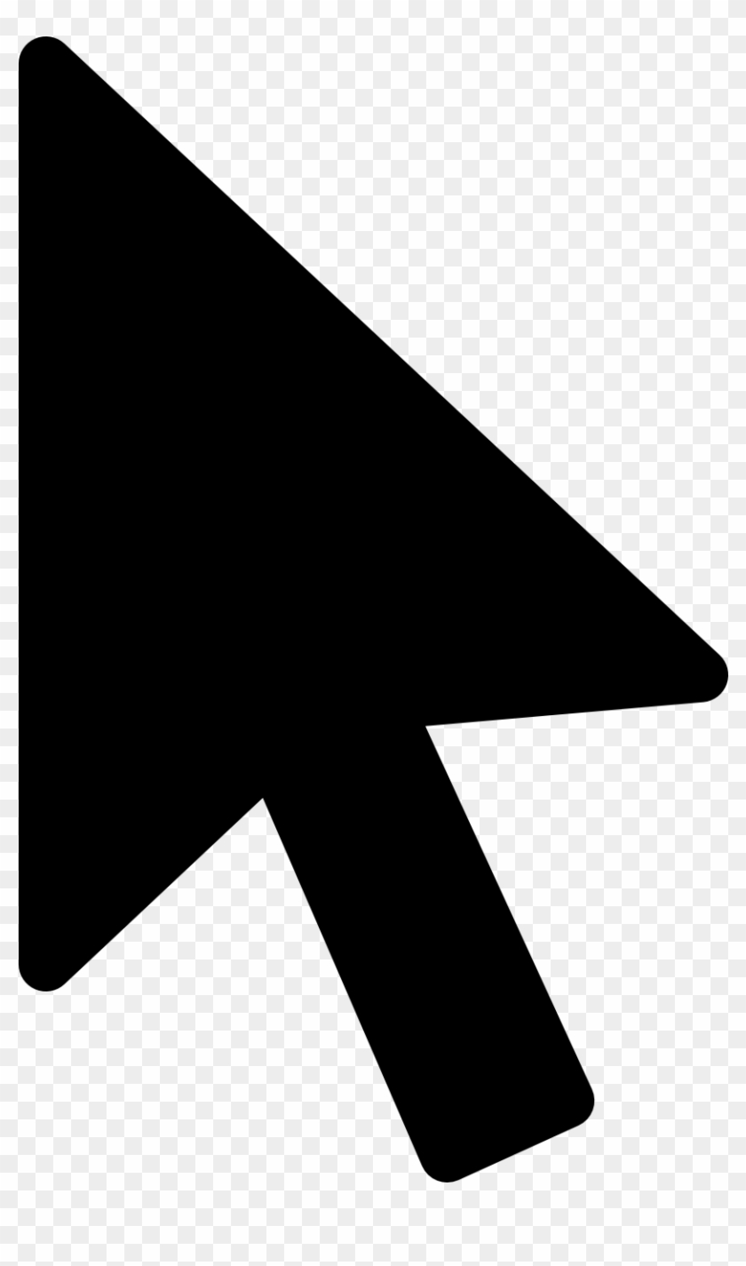 Mouse Cursor Click Clipart Gif - Cursor Icon Png - Free