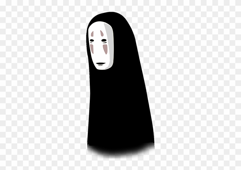 Kaonashi Spiritedaway Chihiro Ghibli Haku Otaku Anime Spirited Away No Face Png Free Transparent Png Clipart Images Download