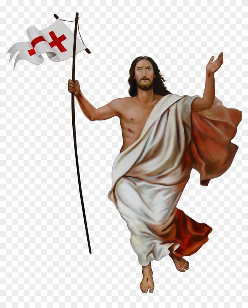 Clip Art Images - Jesus Resurrection Images Png #1611626