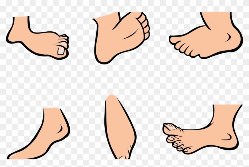 Animated Feet Clipart Feet Cartoon Free Transparent Png Clipart Images Download