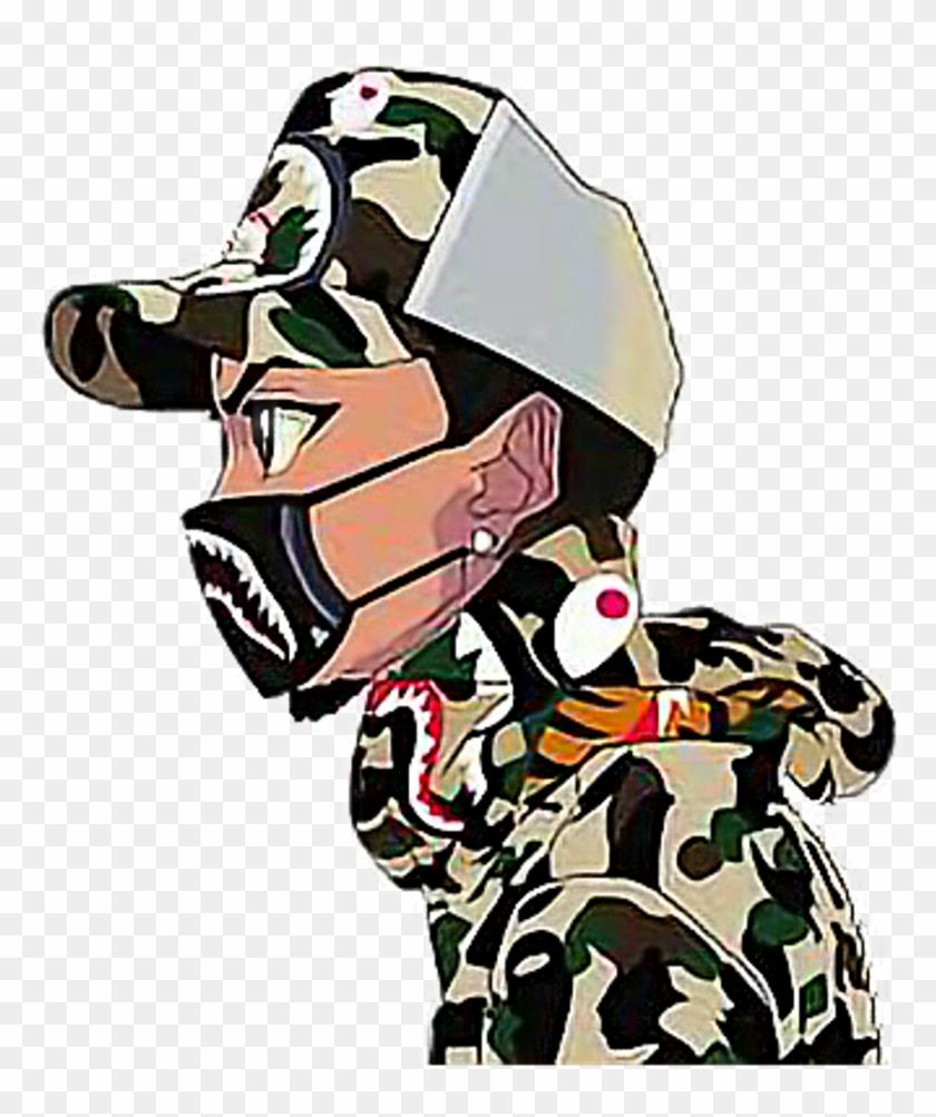424 4241762 rileyfreeman boondocks cartoon trill wallpaper 4k
