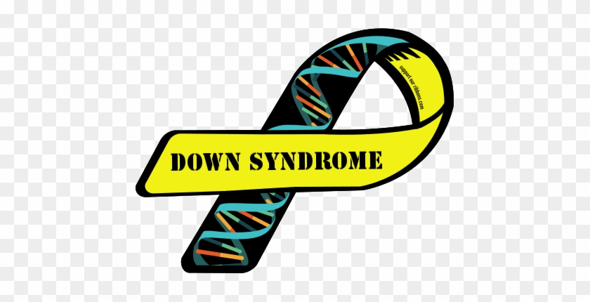 Down Syndrome Retinoblastoma Cancer Ribbon Color Free
