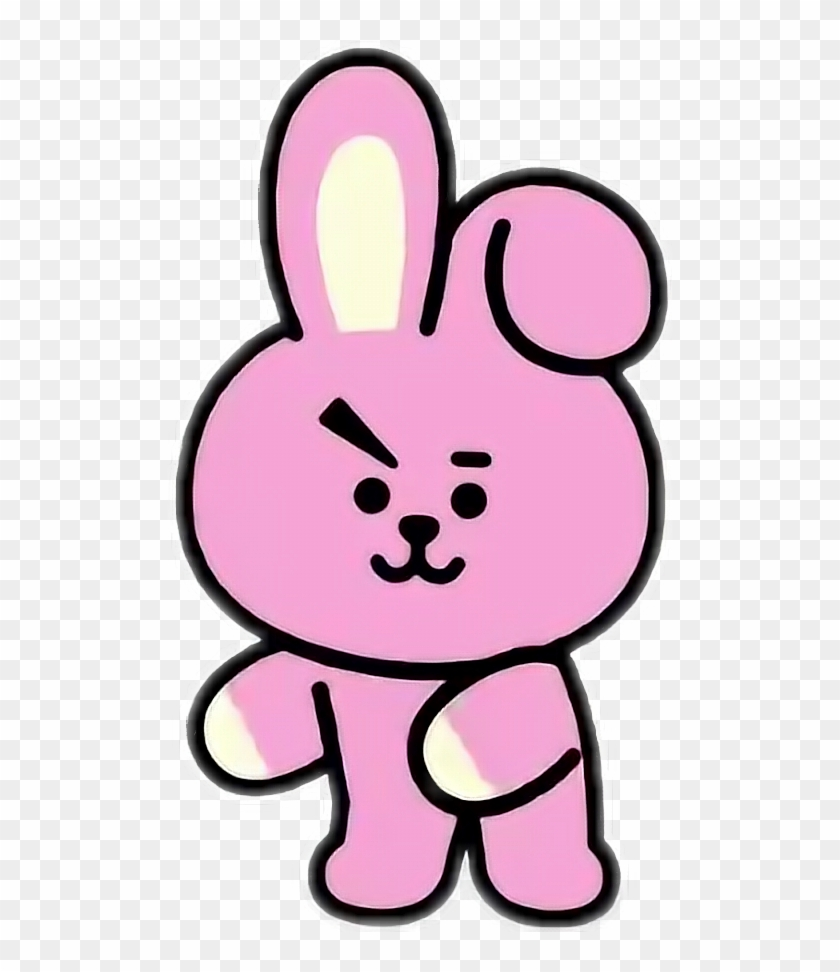 425 4254716 sticker by aesthetic bt 21 cookies roxy stickers cooky bt21