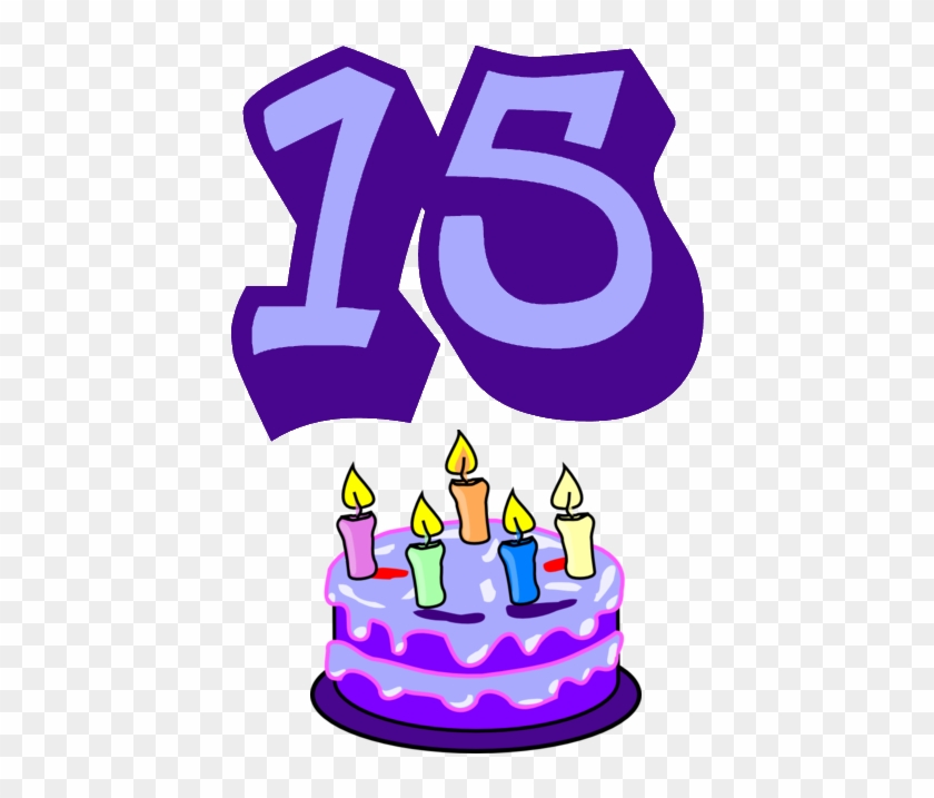 Lj Worked More Like Facebook Or Even Twitter , With - Purple Birthday Cake Clipart #1619607