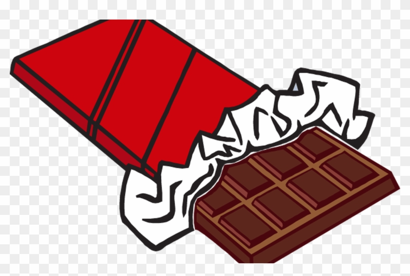 Free Candy Bar Cliparts, Download Free Clip Art, Free - Chocolate Clip Art Png #1619850