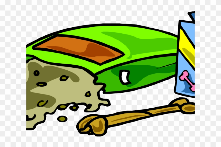 Pets Clipart Dog Cat - Clip Art Dog Food #1620335