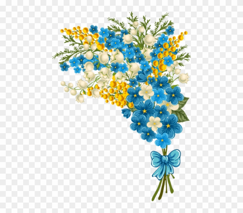 Free Png Download Flower Bouquet Icon Png Images Background - Bouquet Flower Icon Png #1620625