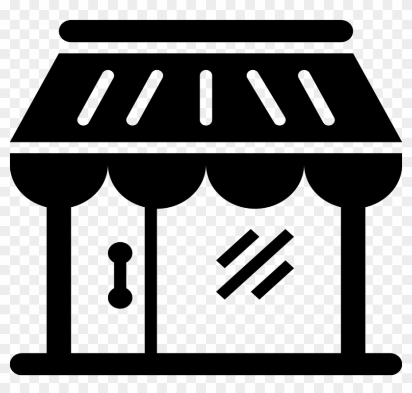 Shop Icon Clipart Computer Icons Shopping Retail - Retail Outlet Outlet Icon #1620724