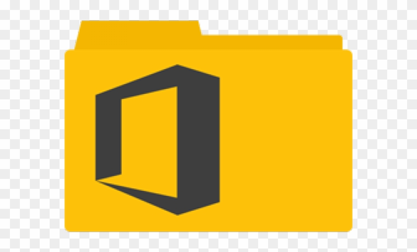Folders Clipart Microsoft Office - Microsoft Office 2016 Mac Folder #1620932