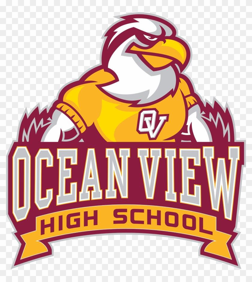 At Ocean View High School - Ocean View High School Seahawks #1621561