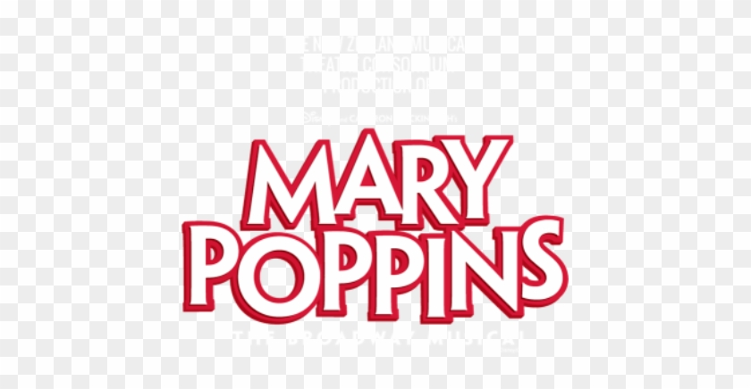 Image - Mary Poppins Logo Png - Free Transparent PNG Clipart