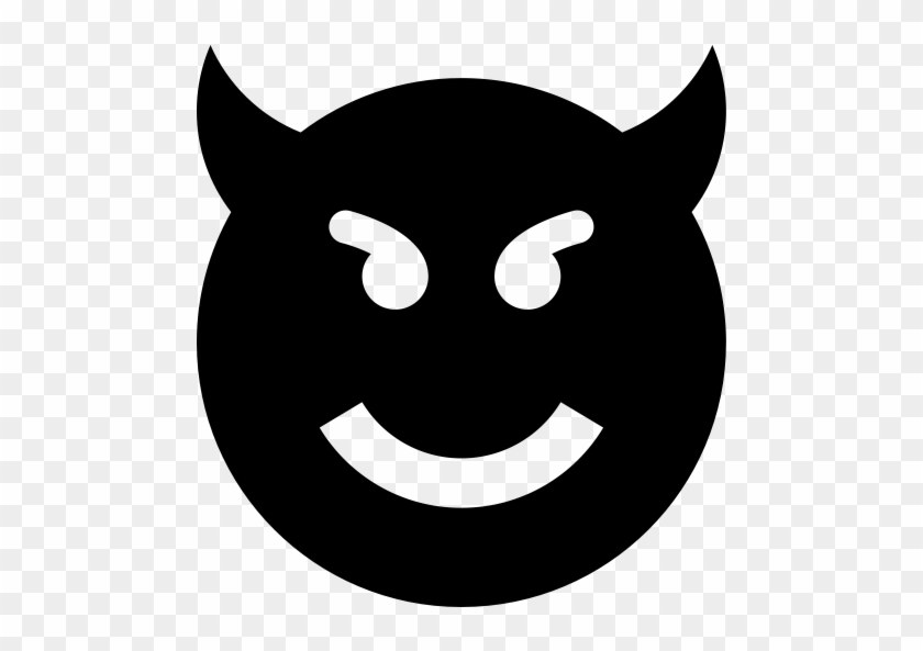 Evil Free Icon - Devil Icon Png #1622977