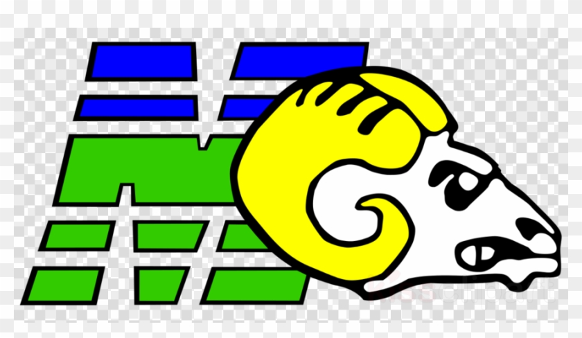 Montwood High School Rams Clipart Montwood High School - Montwood High School Logo #1623309