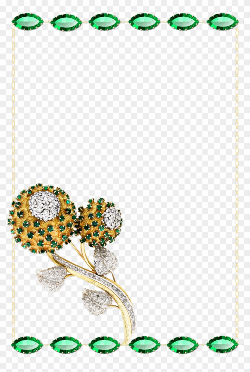 Jewelry, Frame, Transparent Background, Gold - Royal Gold Frame Image Transparent Background #1623622