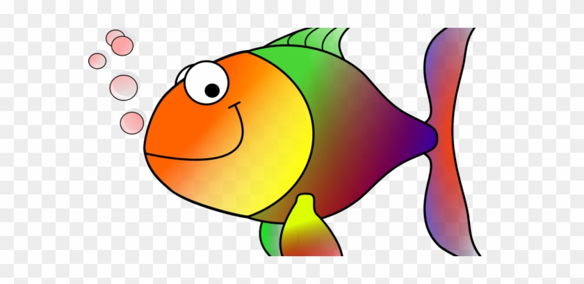 Free Fishing Cliparts 70 Colorful Fish Clipart Images - Fish Pre School #1623920