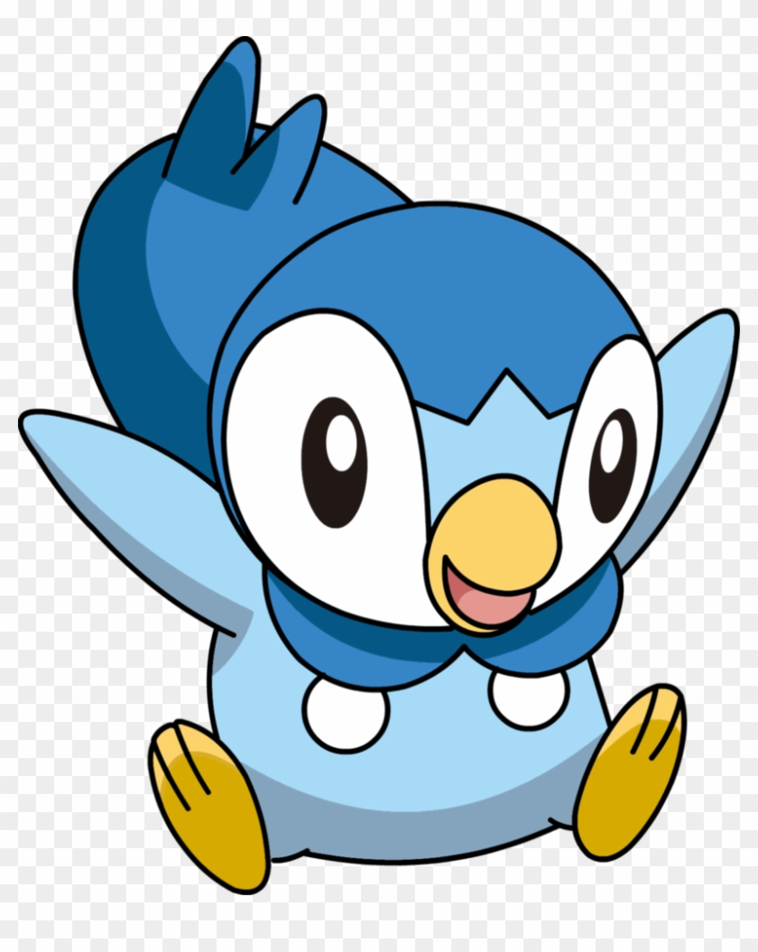 Piplup Best Pokemon Ever Cute And Anime Pokemon Piplup Coloring Pages Free Transparent Png Clipart Images Download