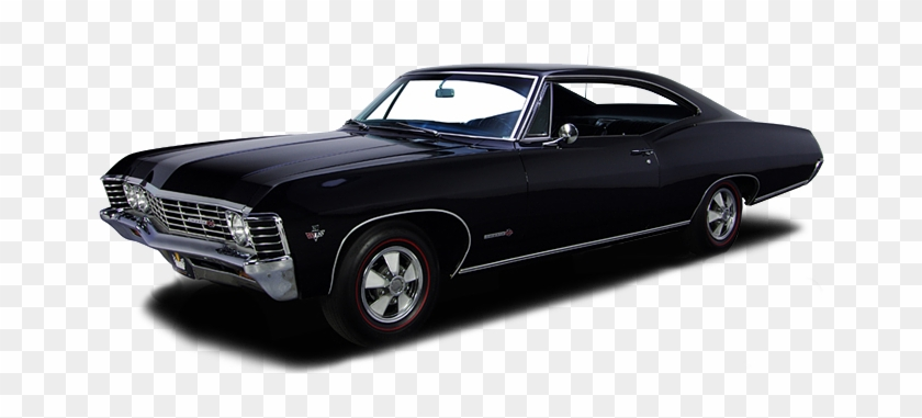 Free Download 1967 Chevrolet Impala Black Clipart Chevrolet 67 Chevy Impala Ss Black Free Transparent Png Clipart Images Download