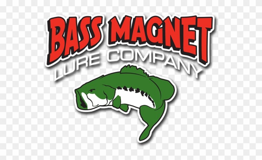 Bass Magnet Lures And Water Wolf Lures - Bass Bait Companies #1627099