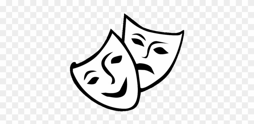 The Theatre Surveyor - Sad And Happy Face Drama #1628356