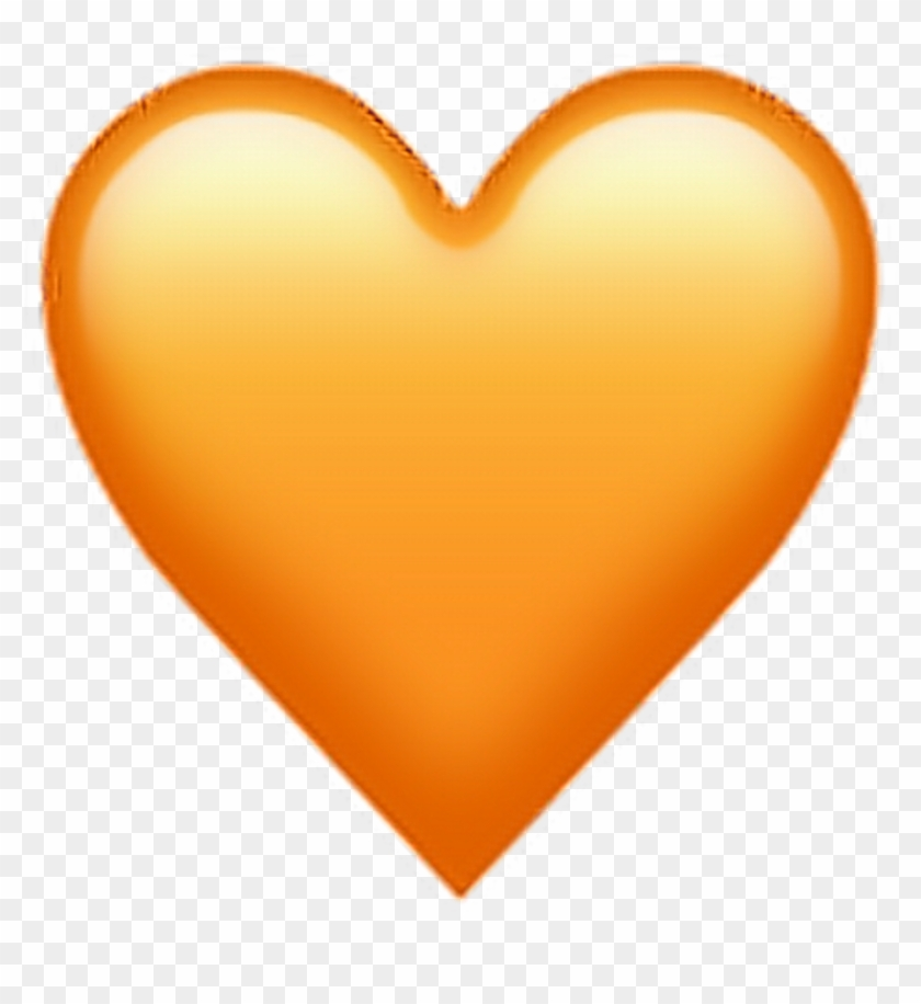 Corazon Sticker Emoji De Iphone Png Free Transparent Png