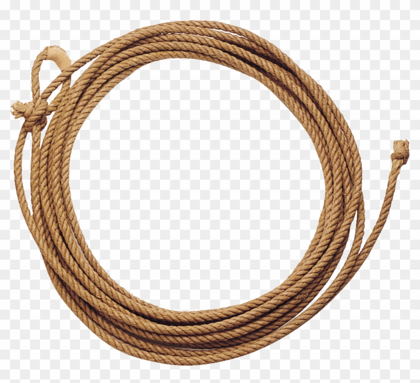 Transparent Cowboy Lasso Rope - Rope With Transparent Background #1629399