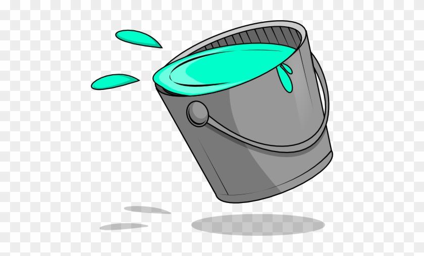 Liquid Clipart - Bucket #251751