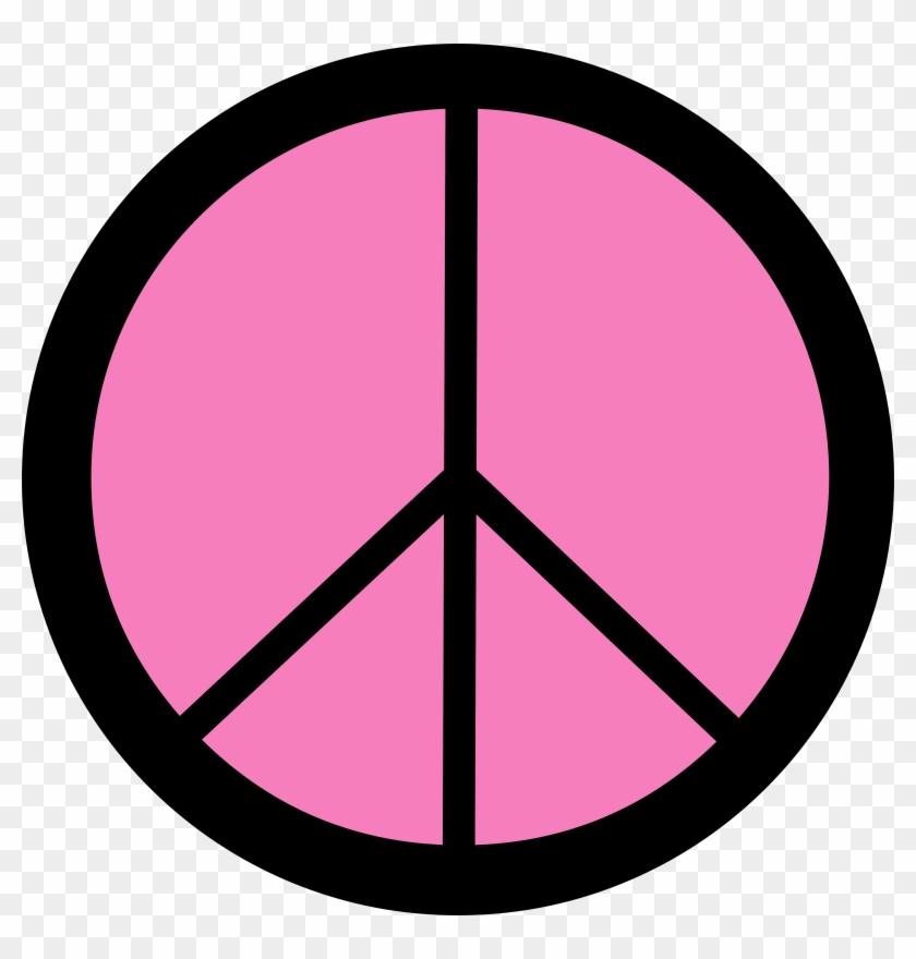 Peace Sign Clipart Logo - Symbols For Cesar Chavez #251817