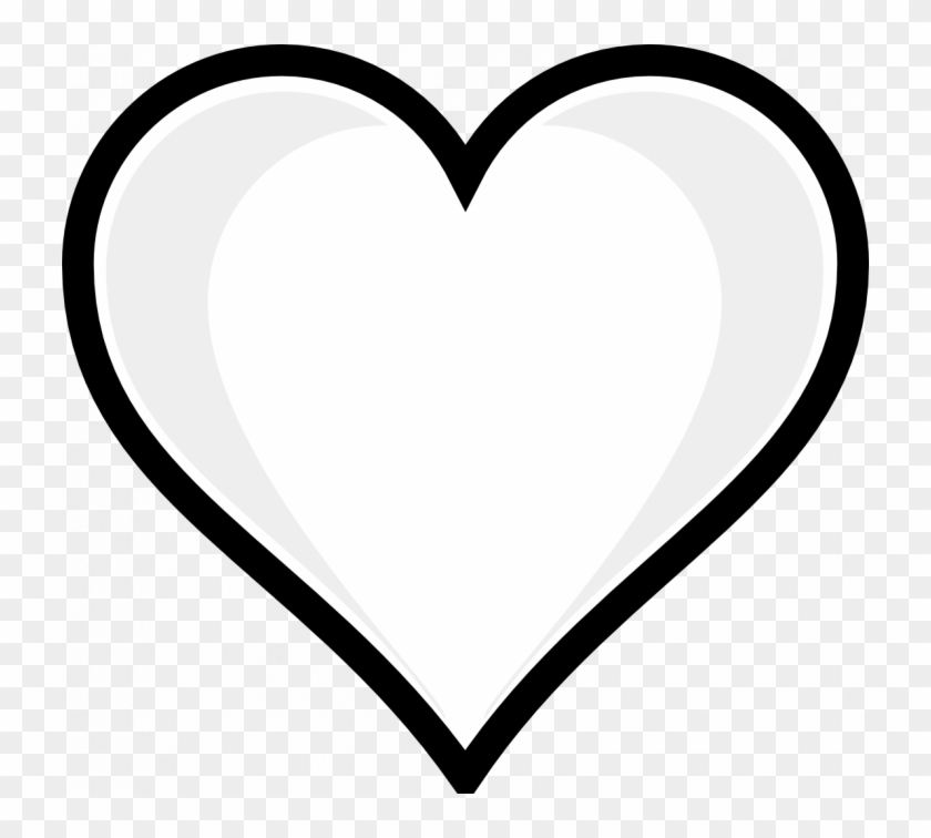 Hearts Coloring Pages Heart Clip Art Page Pictures