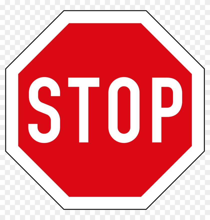 Stop Sign Clip Art #252773