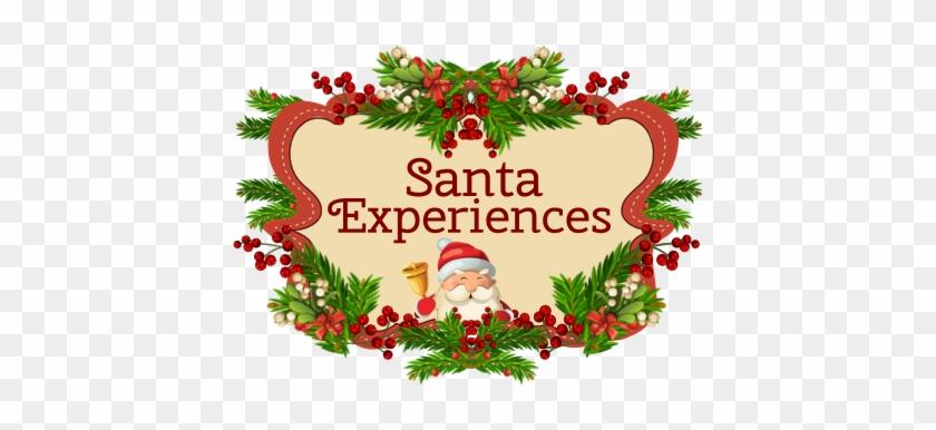 Santa Experiences Logo - Product #252987