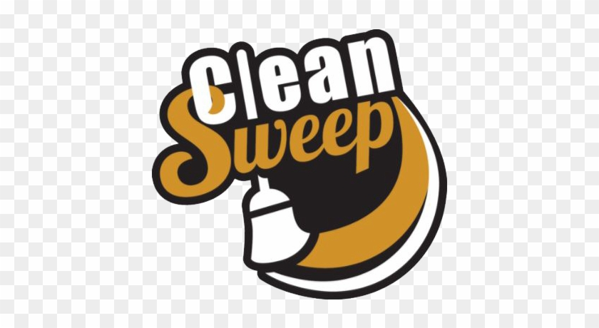 our commercial services clean sweep logo free transparent png