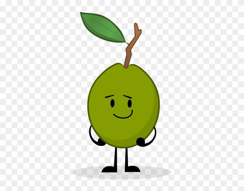 Guava Clipart Lemon - Inanimate Insanity Spoiled Lemon #253790