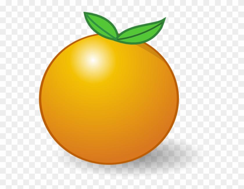 Oranges Clipart - Gambar Animasi Buah Jeruk #253810