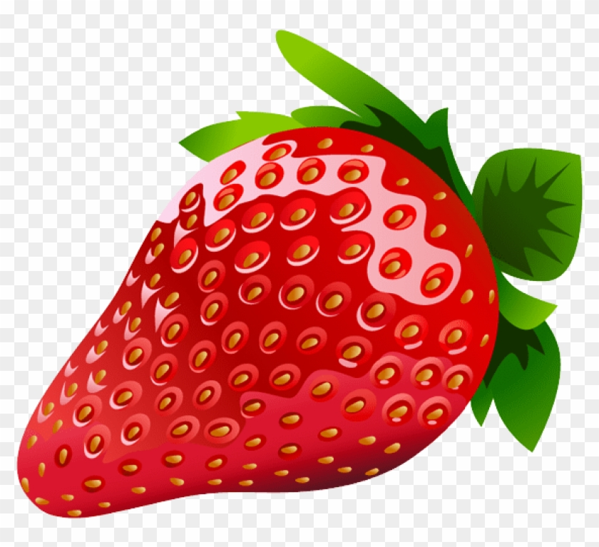 Fruit Clipart Ati - Strawberry Png #253922