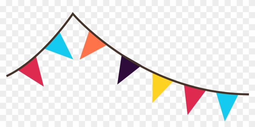 Free Flag Banner Clipart Transparent - Flag Banner Png #254276