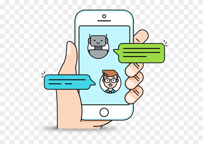 Chatbot App Development Signitysolutions - Chatbot Clipart - Free