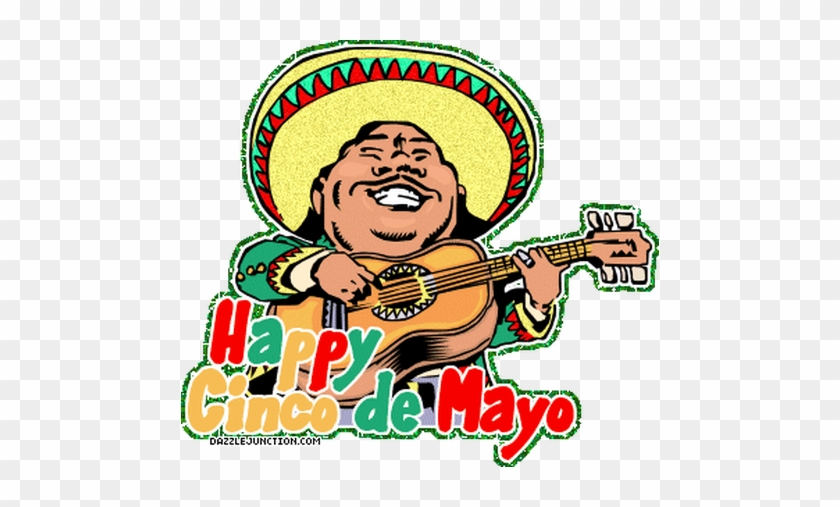 Today Is May 5th, Which Literally Translates In Spanish - Cinco De Mayo #1632459