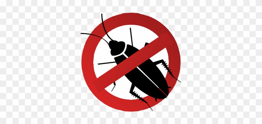 Cockroach Control - Cockroach Clipart Free #1633188