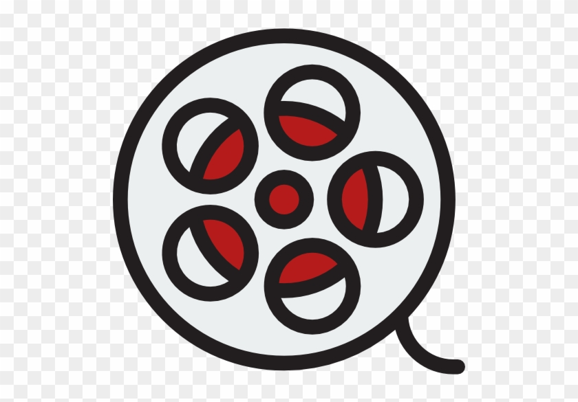 Reel Cinemas, Uk Clipart Computer Icons Clip Art - Star Is Born Movie Magnetic Tape Reels #1633434