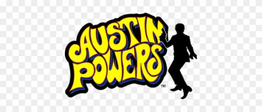 We Do Our Best To Bring You The Highest Quality Cliparts - Austin Powers Logo #1633793
