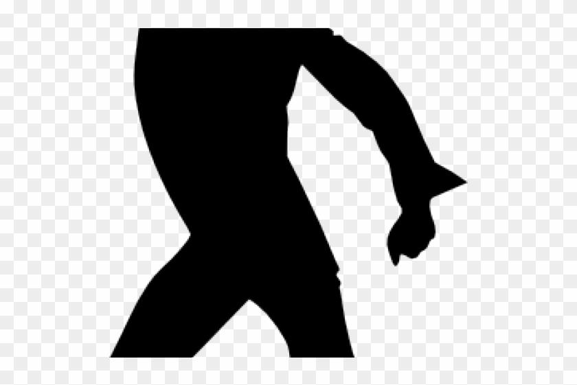 Men Clipart Dancer - Disco Dancing Silhouette Png #1636974