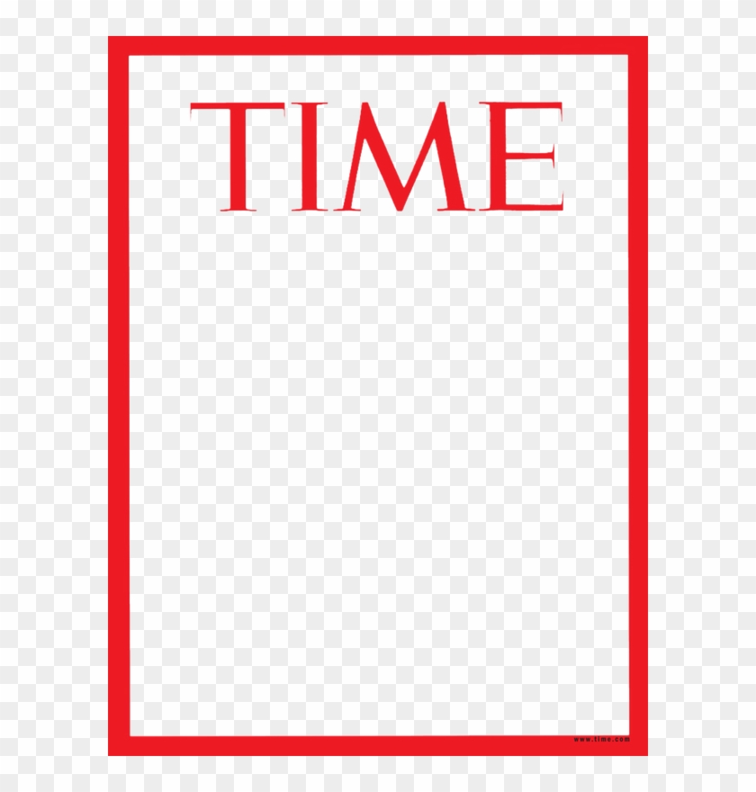 Transparent Magazine Cover - Time Magazine - Free Transparent PNG Clipart  Images Download