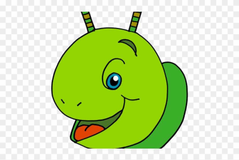 Cartoon Caterpillar Face Free Transparent Png Clipart Images