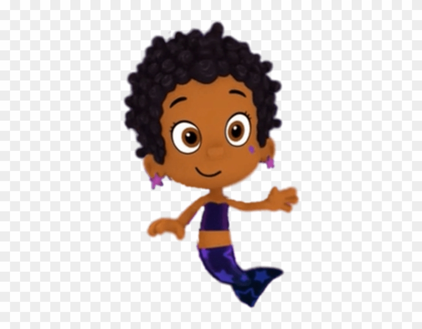 Bubble Guppies Stylee - Smiling Bubble Guppies Nonny - Free