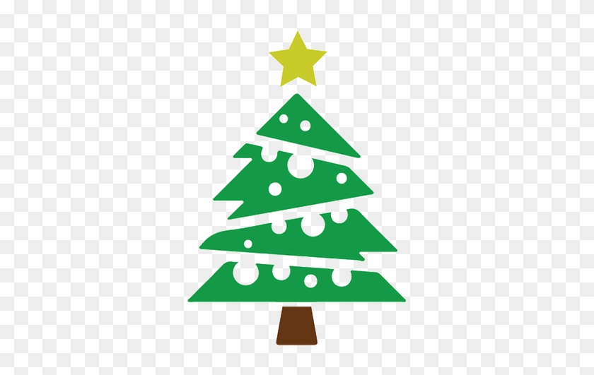 Kisspng Christmas Tree Clip Art Tree Vec - Christmas Tree Icon Vector Png #1642642