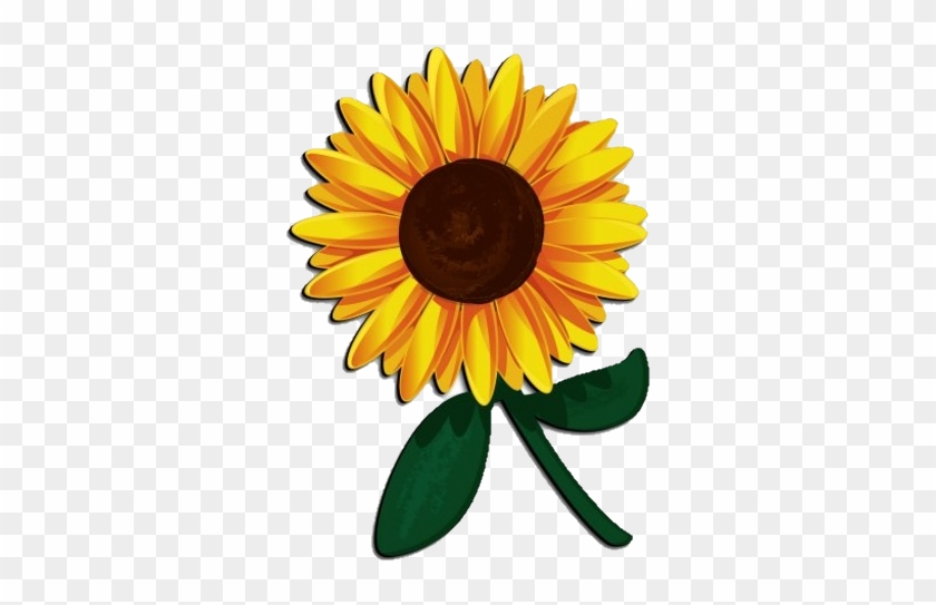 Published November 4, 2018 At - Clipart Picture Of Sunflower #1643697