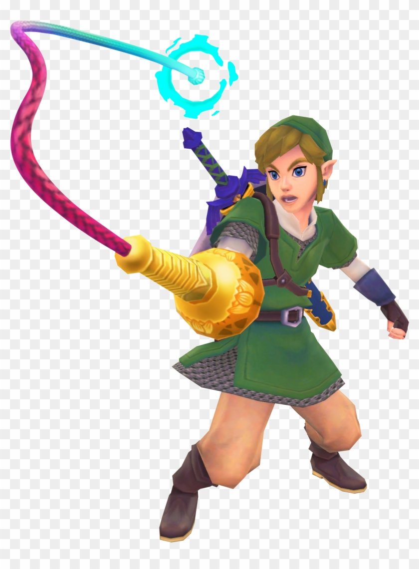 Whip Clipart Latigo - Skyward Sword Whip #1644232